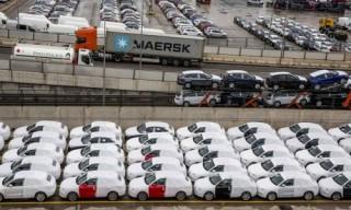 Mỹ tạm hoãn thuế quan đối với ôtô