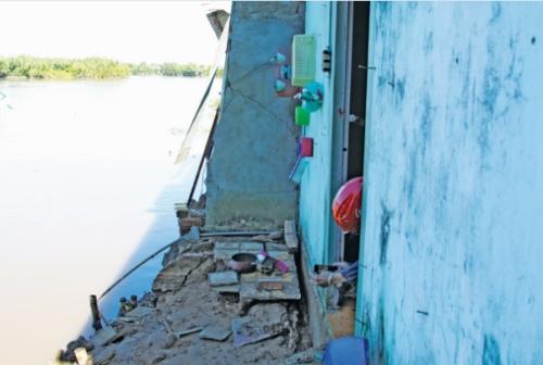 Dự án cắt nát quy hoạch ven sông Sài Gòn