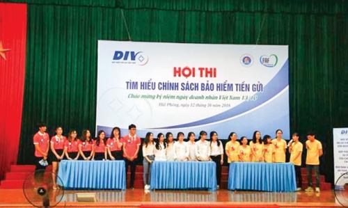 Sinh viên – đối tượng tiềm năng trong tuyên truyền về BHTG
