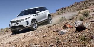 Range Rover Evoque 2020 có gì mới?