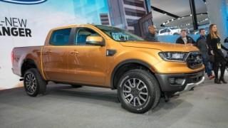Ford Ranger 2019 có giá từ 631,7 triệu đồng tại Việt Nam