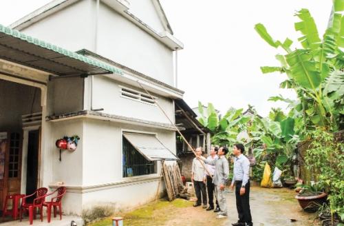 Cho vay xây nhà tránh lũ: Cần mở rộng đối tượng và nâng mức vay