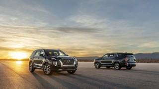 SUV mới Hyundai Palisade 2020 có gì?