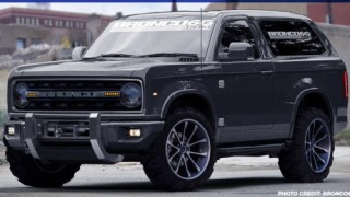 Ford Bronco chốt lịch ra mắt