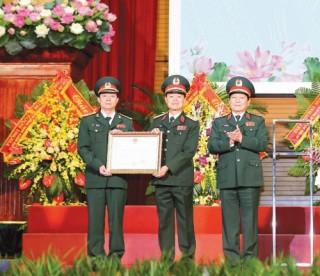MB vinh dự đón nhận Huân chương Bảo vệ Tổ quốc hạng Nhất