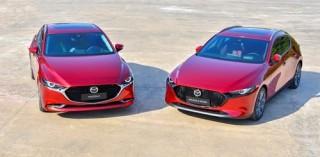 Mazda 3 2020 chốt giá từ 719 triệu đồng tại Việt Nam