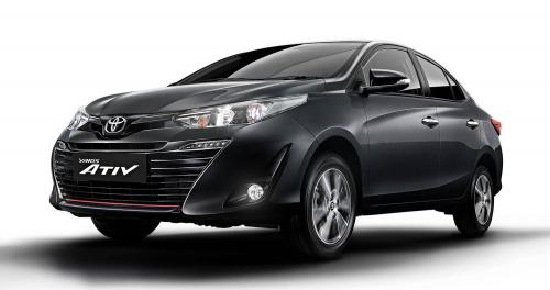 Toyota Vios 2020: 4,3 lít cho 100km