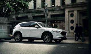 Mazda CX-5 bản nâng cấp có giá từ 42.800 USD