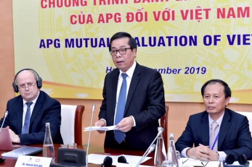 Việt Nam luôn ý thức vai trò, trách nhiệm về phòng, chống rửa tiền, chống khủng bố và tài trợ khủng bố