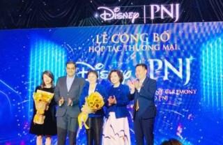 PNJ hợp tác với Walt Disney