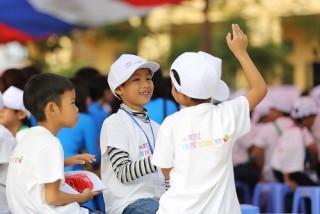 Giáo dục dinh dưỡng học đường cùng Nestlé năm nay khởi động ở Hưng Yên