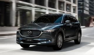 Bộ đôi Mazda CX-5 và CX-8 cùng giảm giá sâu