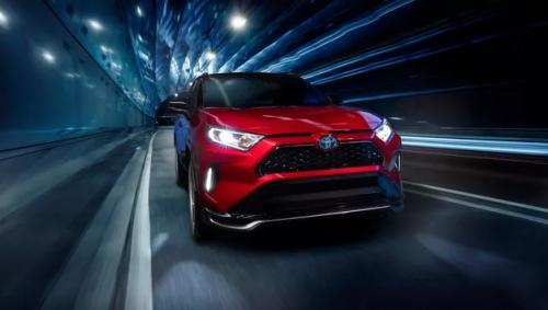 Toyota RAV4 phiên bản mới mạnh hơn, tiết kiệm nhiên liệu hơn