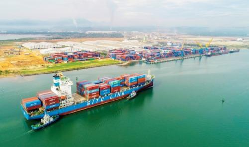 Khơi thông dòng chảy logistics
