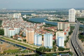 Bức tranh toàn cảnh thị trường bất động sản Việt Nam