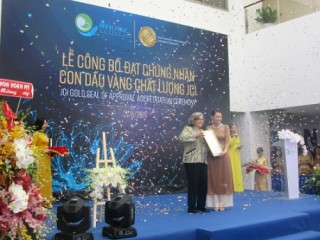 Bệnh viện sản - nhi đầu tiên tại Việt Nam đạt chứng nhận JCI