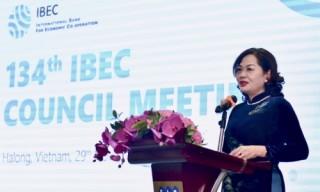 Kỳ họp Hội đồng Ngân hàng Hợp tác Kinh tế Quốc tế (IBEC) lần thứ 134