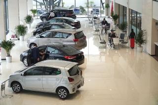 Tổng quan thị trường ô tô Việt Nam cuối năm 2020