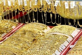 Thị trường vàng 4/11: Điều chỉnh trước khi tăng tốc?