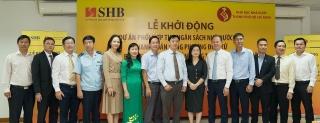 SHB khởi động Dự án thu ngân sách nhà nước, thanh toán điện tử song phương tại TP. HCM