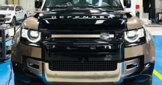 Xế khủng Land Rover Defender 110X giá 6,533 tỷ đồng có gì?