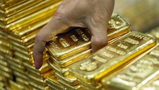 Thị trường vàng 12/11: Trượt giá khi đồng đô la mạnh lên