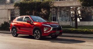 Mitsubishi giới thiệu Eclipse Cross phiên bản mới