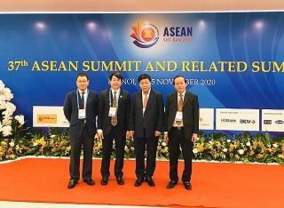 HDBank đồng hành cùng Hội nghị Cấp cao ASEAN lần thứ 37