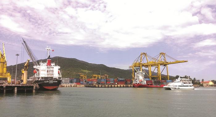 Thúc đẩy khởi động dự án cảng Liên Chiểu