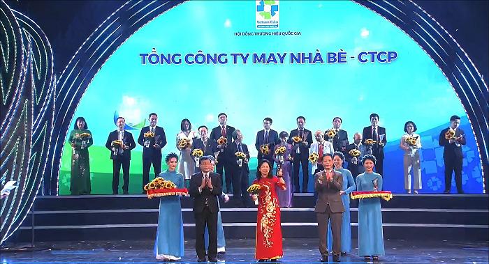 """NBC được vinh danh tại lễ công bố """"Sản phẩm đạt Thương hiệu quốc gia Việt Nam 2020"""""""