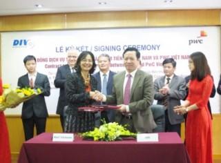 DIV và PwC Việt Nam ký kết dịch vụ tư vấn CNTT