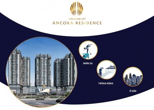 Sun Grand City Ancora Residence: Căn hộ cao cấp tiêu chuẩn quốc tế bên Hồ Gươm