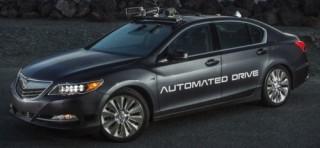 Honda và Google Waymo hợp tác phát triển xe tự lái