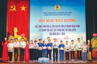 Công đoàn Ngân hàng Việt Nam: Nhìn lại và hướng tới