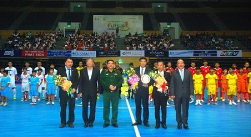 VCK Futsal cúp Quốc gia HDBank 2017: Đợi chờ những bất ngờ