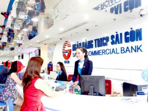 SCB nỗ lực tăng nguồn thu dịch vụ