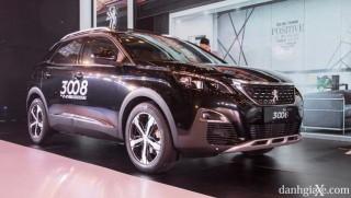 Peugeot 3008 và 5008 mới lắp ráp trong nước, giá bán từ 1,16 tỷ đồng