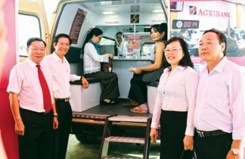 Agribank Đồng Nai: Đưa ngân hàng gần hơn với người dân