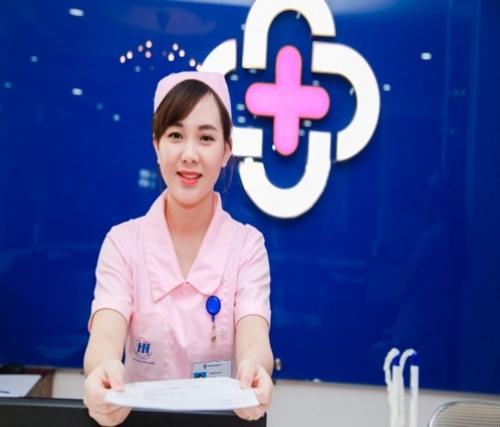 Bệnh viện Đa khoa Hà Nội công bố nhận diện mới