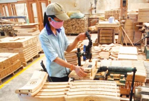 Ngành gỗ: Phát huy thế mạnh để xuất khẩu