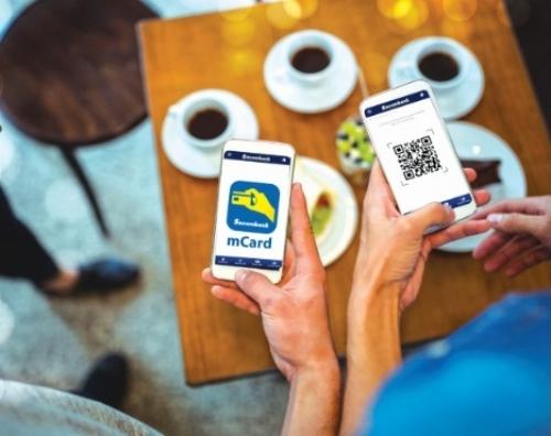 mCard – cả thế giới thẻ thu vào một ứng dụng di động