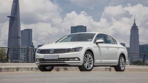 Volkswagen Việt Nam giảm giá xe hàng loạt cho năm 2018