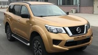 Nissan Terra - đối thủ của Toyota Fortuner lộ ảnh thực tế trước giờ ra mắt
