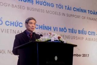 Ứng dụng công nghệ hướng tới Tài chính toàn diện tại Việt Nam