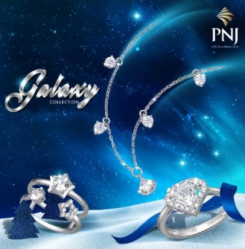 Tỏa sáng giáng sinh cùng trang sức PNJ
