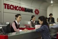 Techcombank được thay đổi vốn điều lệ