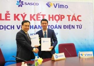 Vimo hợp tác với Sasco triển khai thanh toán điện tử cho khách du lịch
