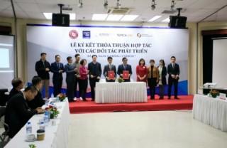 Đại học Ngoại thương ký kết hơp tác với các đối tác phát triển