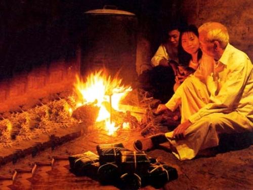 Giữ lửa gia đình