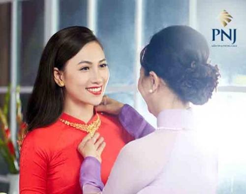 PNJ trong Top 50 Thương hiệu Giá trị nhất Việt Nam